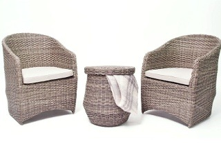 On The Patio Lakeside Bistro Set for R5 199 Including Delivery (26% Off)