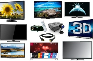 Selection of Televisions with Accessories from R 2499 Including Delivery (Up to 50% Off)