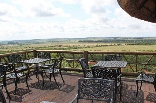 Hartbeesfontein: Two or Three-Night Weekend or Weekday Stay for Two at Thaba Tshwene Game Lodge