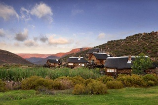 Ceres: One or Two-Night Stay for Two, Including a Game Drive, Safari and Meals at Aquila Private Game Reserve