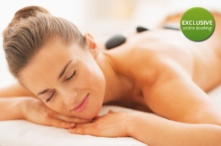 Hot Stone Massage from R125 at Le Beauty Boutique (Up to 59% Off)