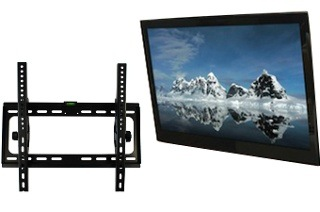 26 - 55 TV Wall Bracket for R259 Including Delivery (35% Off)