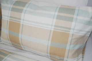 Cardiff Check Winter Duvet Cover Set from R369 Including Delivery (Up to 39% Off)