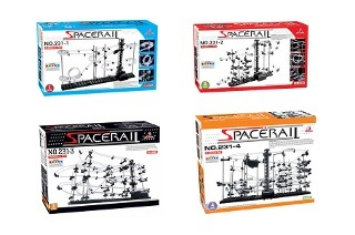 Various Levels of SpaceRail from R199 Including Delivery (Up to 53% Off)