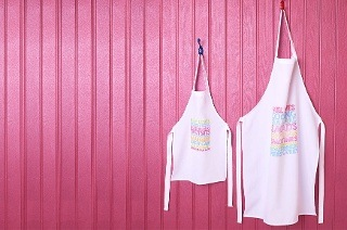 Personalised Apron from R99 with The GiftFactory (50% Off)