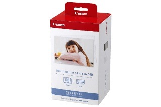 Canon KP-108 Paper and Ink Pack for R429 Including Delivery (22% Off)