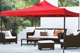 Fine Living Pop-Up Gazebo for R999 Including Delivery (52% Off)