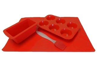Low-Carb Diet Silicone Prep Set for R249 Including Delivery (38% Off)