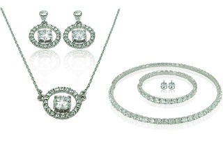 Bling Jewellery with Swarovski Elements from R329 Including Delivery (Up to 57% Off)