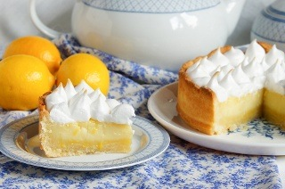 Cappuccino and Lemon Meringue from R39 at Cuppa Volta (Up to 55% Off)