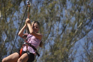 High-Flying Course with Various Obstacles from R290 with Acrobranch Tree-top Adventures in Pretoria North (50% Off)