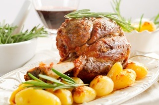 Slow-Roasted Lamb Shank Meal from R155 at The Brasserie Restaurant @ Quarters Hotel Florida Road (Up to 55% Off)