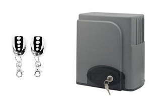 Sliding Gate Motor with Two Gate Remotes for R1 999 Including Delivery (27% Off)