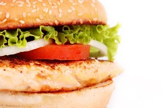Double Braaied Chicken Fillet Burger for Two People for R39 at Zebro's Braaied Chicken (41% Off)
