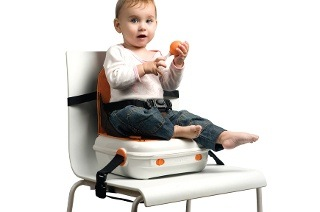 Benbat Yummigo 3-in-1 Booster Seat for R499 Including Delivery (15% Off)