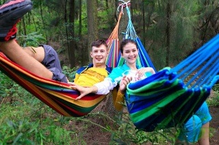 Hammock in Various Colours for R259 Including Delivery (48% Off)