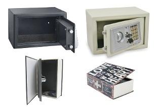 Medium Digital Safe and Book Safe for R649 Including Delivery (35% Off)