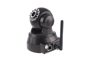 IP Wireless Internet Security Camera with Night Vision and Motion Detection for R749 Including Delivery (42% Off)