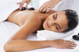 Full Body Hot Stone Massage from R199 with Optional Facial and Mani or Pedi at Cleopatra Hair Salon (Up to 67% Off)