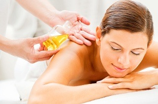 Full Body Oil Aroma Massage from R140 with Optional Exfoliation, Mani or Pedi at Sascas High Style (Up to 70% Off)