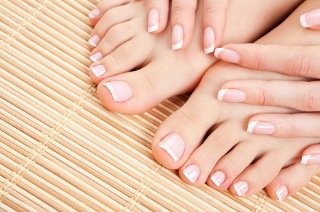 Anti-Ageing Manicure or Deluxe Pedicure from R135 with Optional Gelish at Beauty on Oxford (Up to 62% Off)