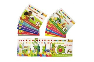 Letterland 26-Book Box Set for R499 Including Delivery (68% Off)
