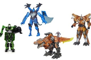 Transformers: Age of Extinction Toys from R439 Including Delivery (Up to 56% Off)