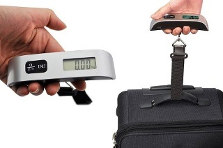 Digital Luggage Scale from R179 Including Delivery (Up to 49% Off)