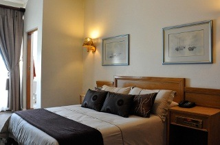West Coast: One or Two-Night Stay for Two, Including Breakfast at Lambert's Bay Hotel