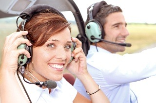 40-Minute Introductory Flight Lesson for R1 699 with African Skyline (59% Off)