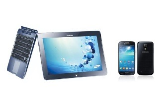 Samsung ATIV Smart PC or Samsung Galaxy S4 Mini from R2 399 Including Delivery (Up to 35% Off)
