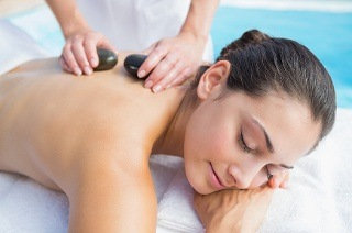 Full Body Hot Stone Massage from R160 with Optional Back Scrub at Oeresta Health Spa (Up to 70% Off)