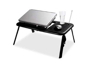 Fine Living E-table Laptop Stand from R269 Including Delivery (Up to 57% Off)