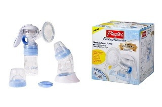 Playtex Manual Breast Pump Starter Kit for R319 Including Delivery (20% Off)