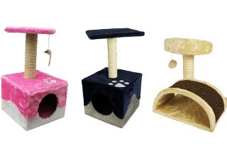 Fine Living Cat Scratch Pads for R369 Including Delivery (26% Off)