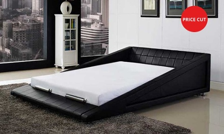 Elemental Lifestyle Bermuda-Styled Bed Frame from R3 999 Including Delivery (Up to 38% Off)