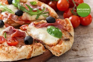 Pizza or Pasta from R110 at Isola (Up to 55% Off)