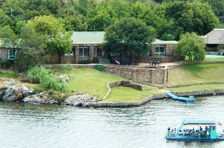 Vaal River: Two or Three-Night Weekend or Weekday Stay for Two, Including Breakfast at Goosebay Canyon