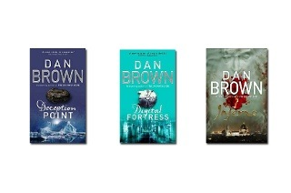 Dan Brown Book Bundle for R299 Including Delivery (40% Off)