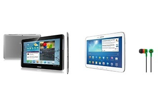 Samsung Galaxy 10.1 3G Tablet (Demo) and New Skullcandy 2XL Earphones from R2 999 Including Delivery (Up to 22% Off)