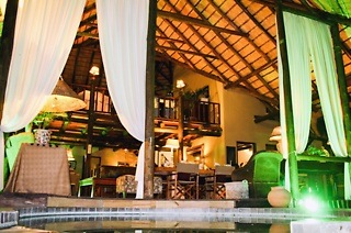 Marloth Park: Two or Three-Night Weekend, Weekday or Anytime Stay for Two, with Breakfast and a Safari at Maqueda Lodge