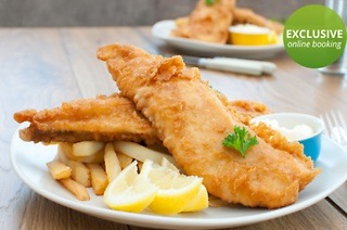 Any Seafood Combo Off the Menu from R155 at All About Fish (50% Off)