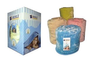 Sesli Baby Blankets for R299 Including Delivery (33% Off)