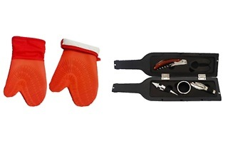 Wine Kit with Braai Accessories for R249 Including Delivery (29% Off)