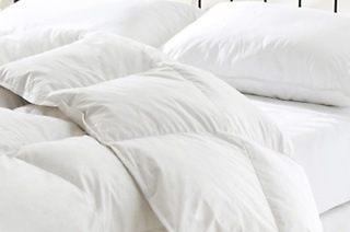 Duck Feather Duvets from R499 Including Delivery (Up to 62% Off)