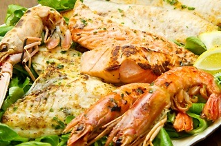 Halaal Seafood Platter from R145 at Jimmy's Killer Prawns - Westwood (Up to 47% Off)