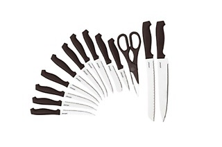 Wiltshire 13-Piece Laser Edge Knife Set for R349 Including Delivery (30% Off)