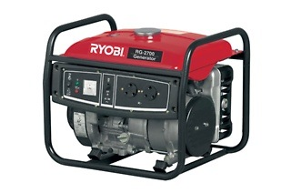 Ryobi Petrol Generator RG-2700 Four-Stroke 2700W for R3 990 Including Delivery (40% Off)