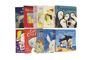 Kiddies 10 Board Story Book Bundle for R299 Including Delivery (67% Off)