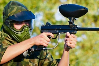 Paintball Experience from R360 with Earth Adventures (Up to 70% Off)